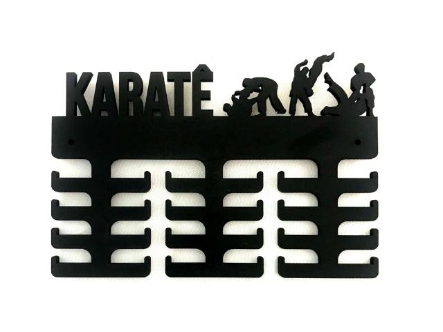 Porta Medalhas de Artes Marciais