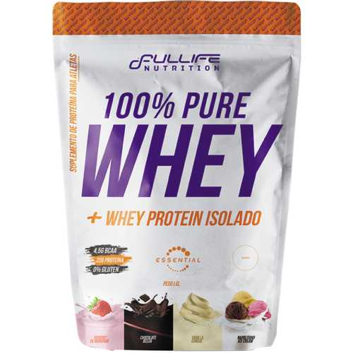 100% Pure Whey 900G Full Life