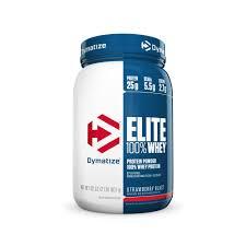 100% Whey Protein Elite Dymatize 900 G