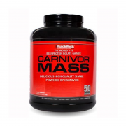 Carnivor Mass MuscleMeds 2.723g Chocolate Fudge
