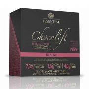 Chocolift Be Alive (12 Unid.) Essential Nutrition 40g cada Frutas Vermelhas e Avelã