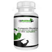 Composto Diurético Anti-Infecção Urinária