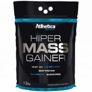 Hiper Mass Gainer Atlhetica 3 Kg