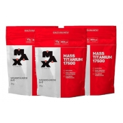 Mass Titanium 17500 Max Titanium 3 Kg