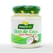 Oleo de Coco  Natural Life 200 ML