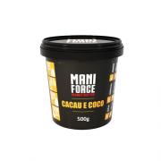 Pasta de Amendoim Mani Force Cacau e Coco
