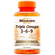 Triple Omega 3-6-9 Sundown