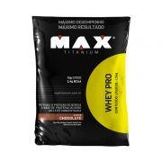 Whey Pro Refil Max Titanium 1,5 Kg