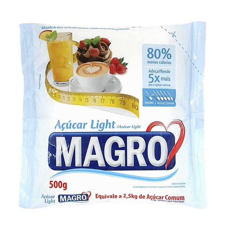 Açúcar Light Magro 500 G
