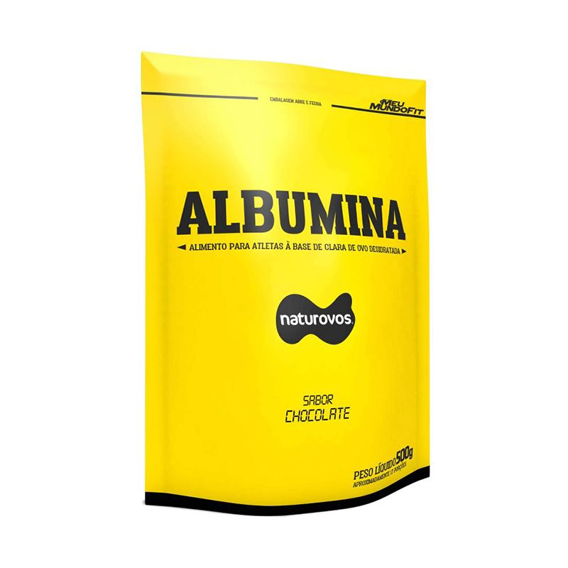Albumina Naturovos 500 G