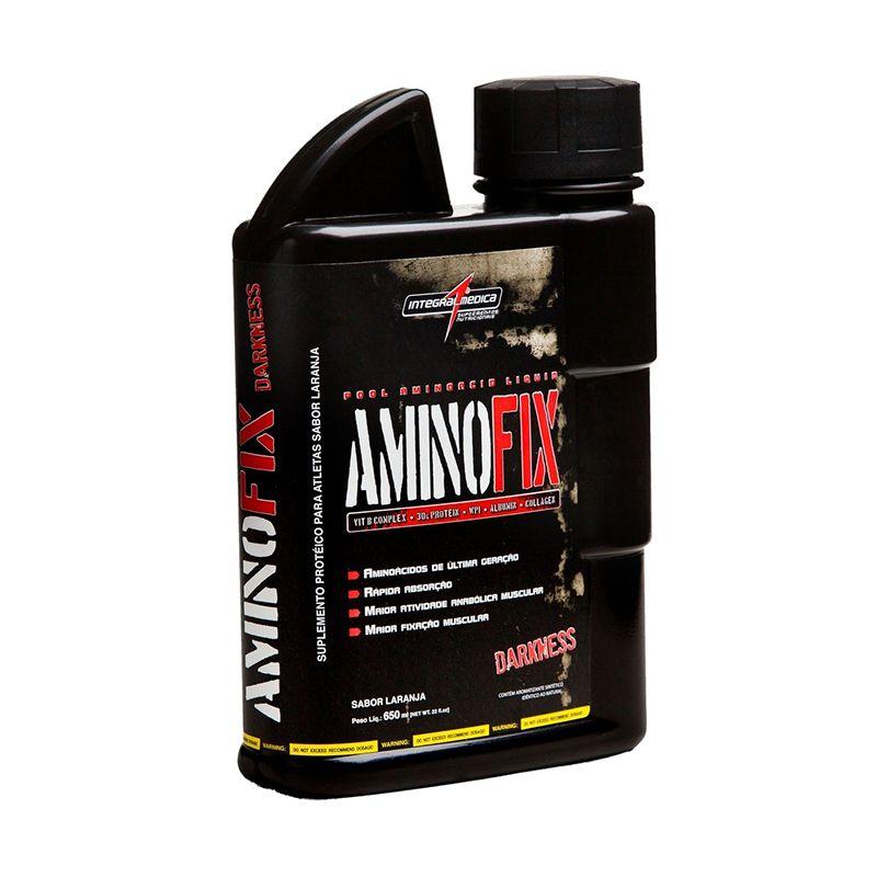 Amino Fix Integralmedica 650 ML Laranja