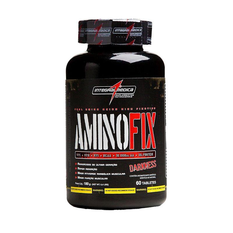 Amino Fix Tabs Integralmedica 60 Tabs