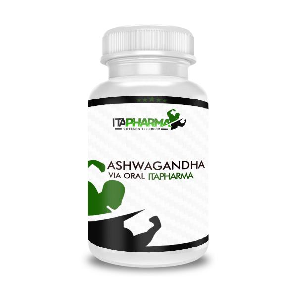 ASHWAGANDHA 500MG - ITAPHARMA