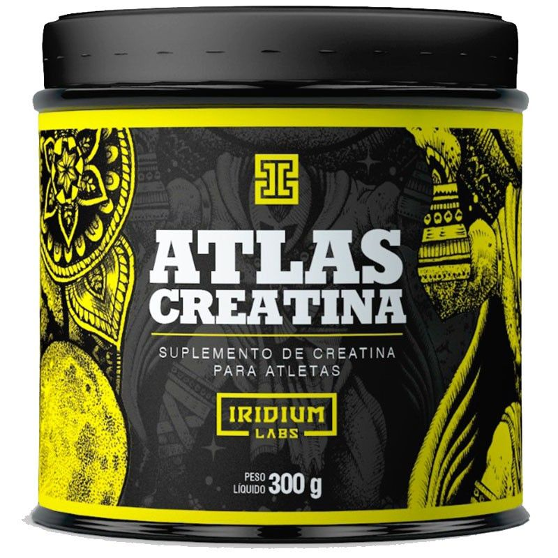 Atlas Creatina Iridium Labs