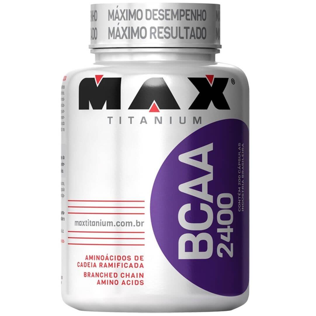 BCAA 2400 Max Titanium