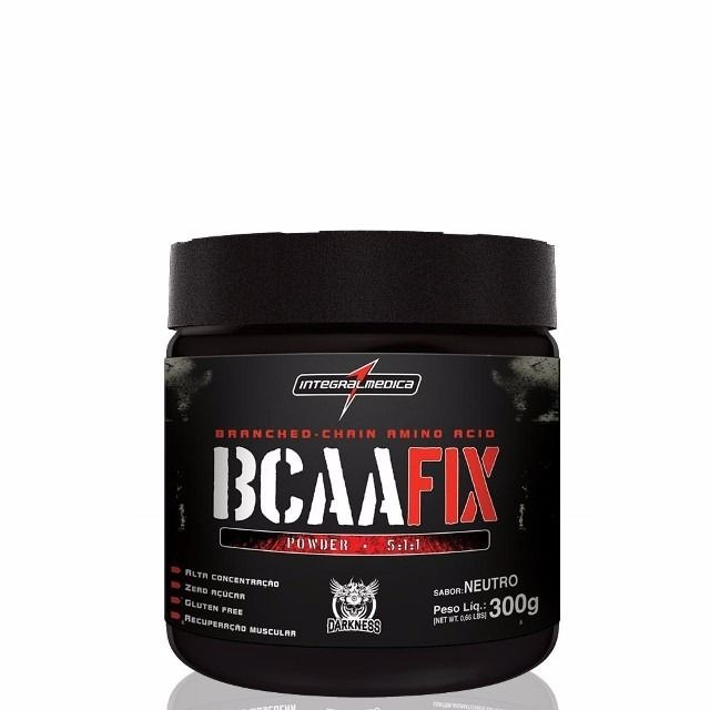 BCAA Fix Powder Integralmedica  300 G
