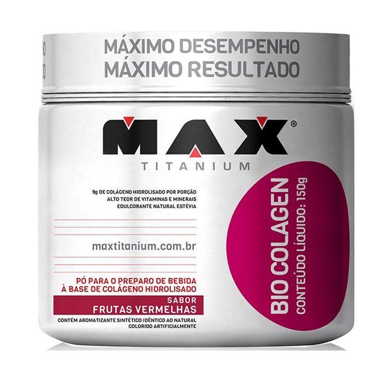 Bio Colagen Max Titanium 300 G