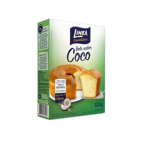 Bolo Zero Açúcar Linea 300 G