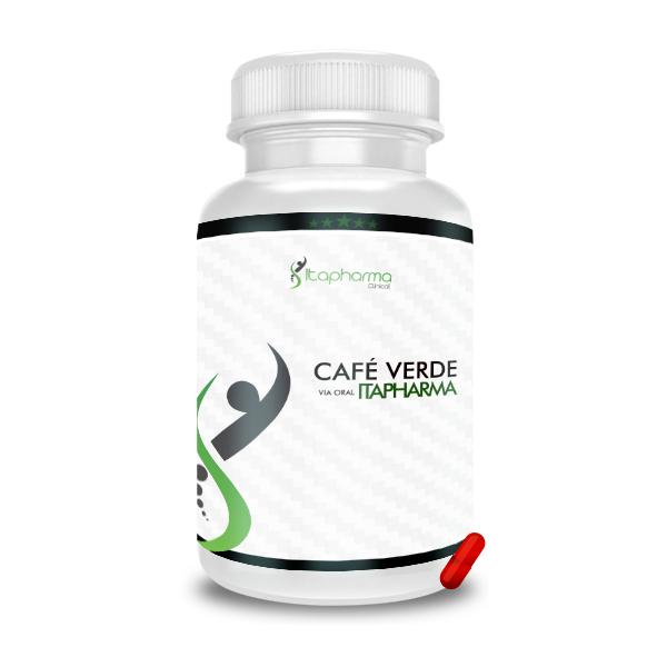 CAFE VERDE 500MG - ITAPHARMA