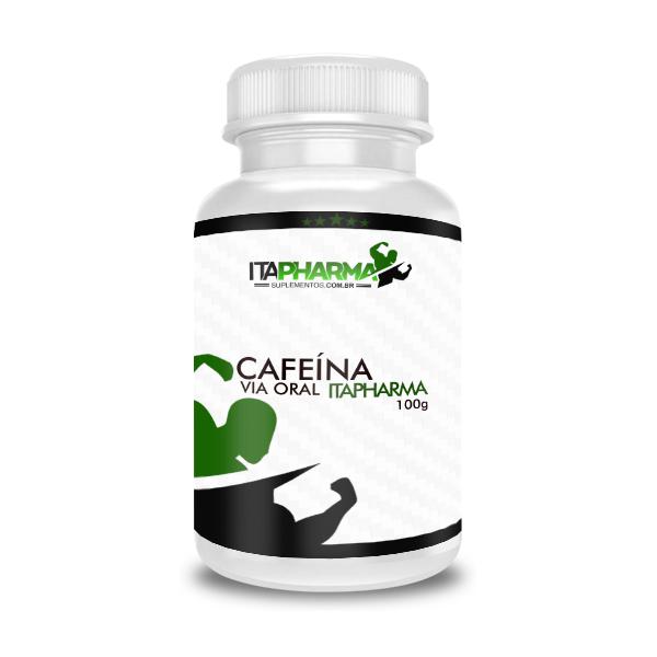 CAFEÍNA 100MG – ITAPHARMA