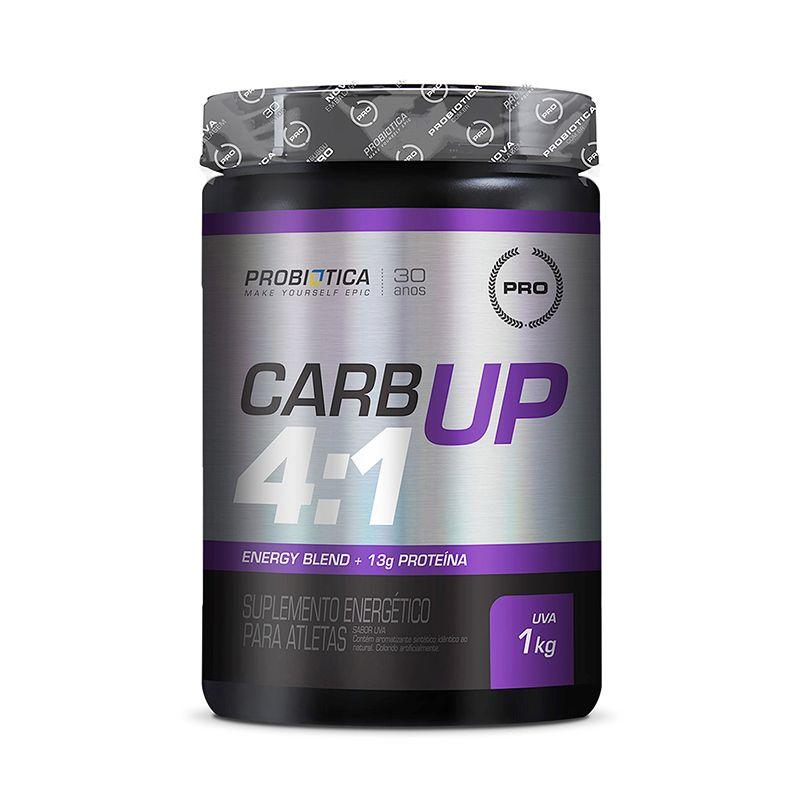 Carb Up 4:1 Probiótica  1 Kg Uva