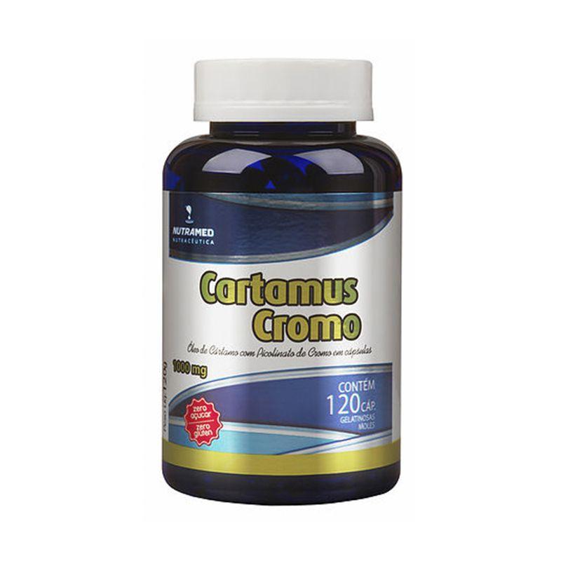 Cártamo Cromo Nutramed