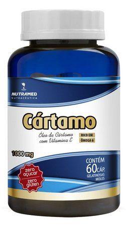 Cártamo + Vitamina E Nutramed