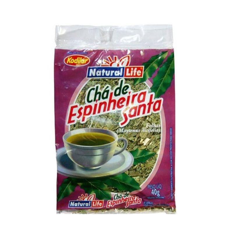 Chá de Espinheira Santa Natural Life 40 G