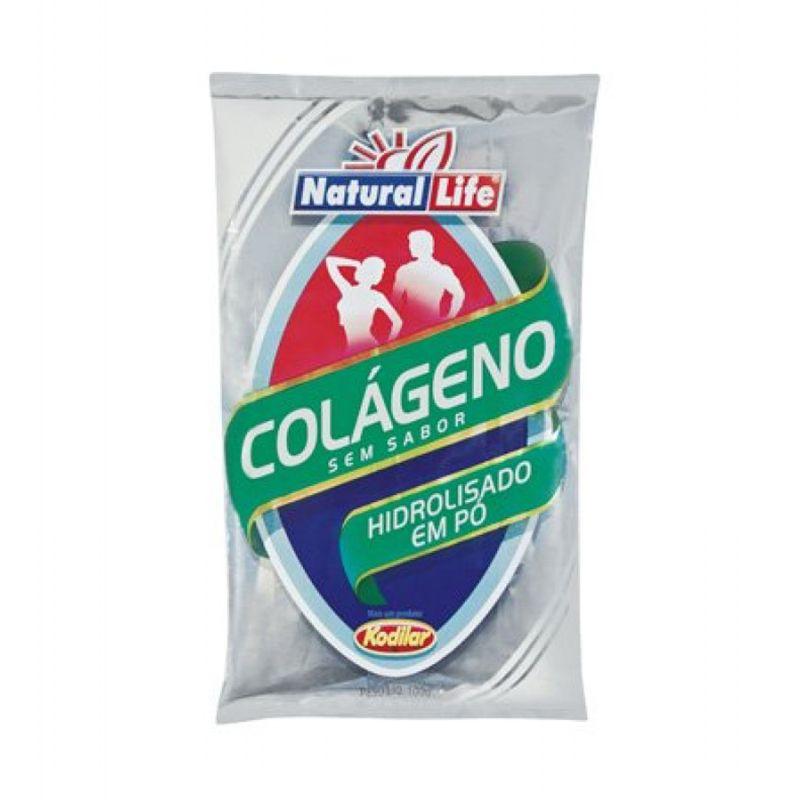 Colágeno Hidrolisado Natural Life 100 G Natural