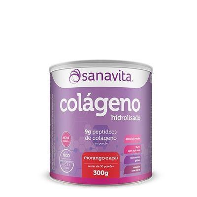Colageno Hidrolisado - Sanavita 300g