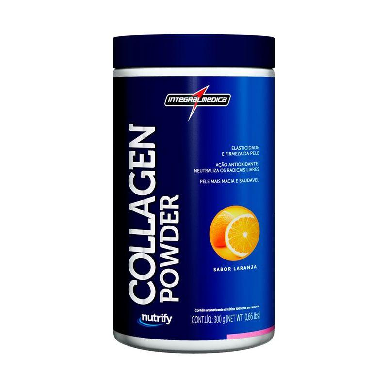 Collagen Powder Integralmedica 300 G