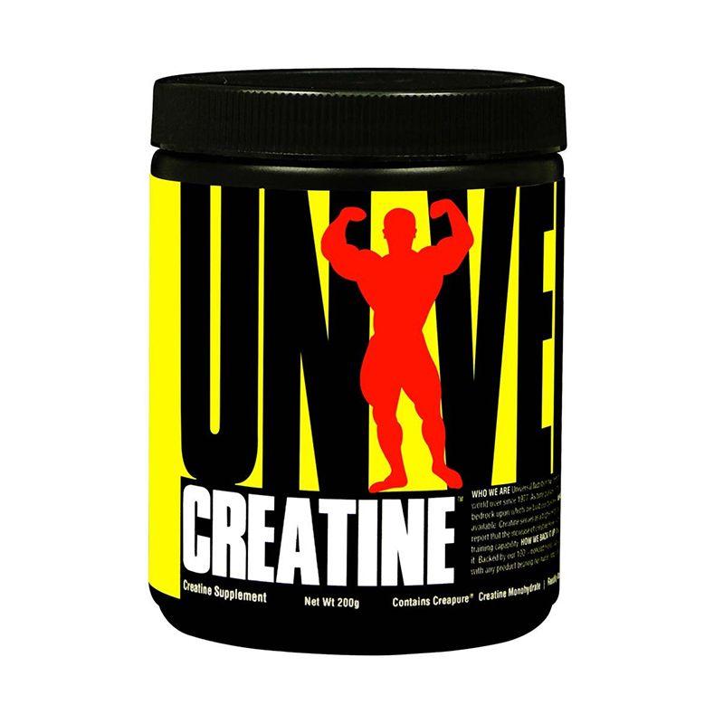 Creatina (Buy 1 Get 2nd Free) Universal   200 G Natural