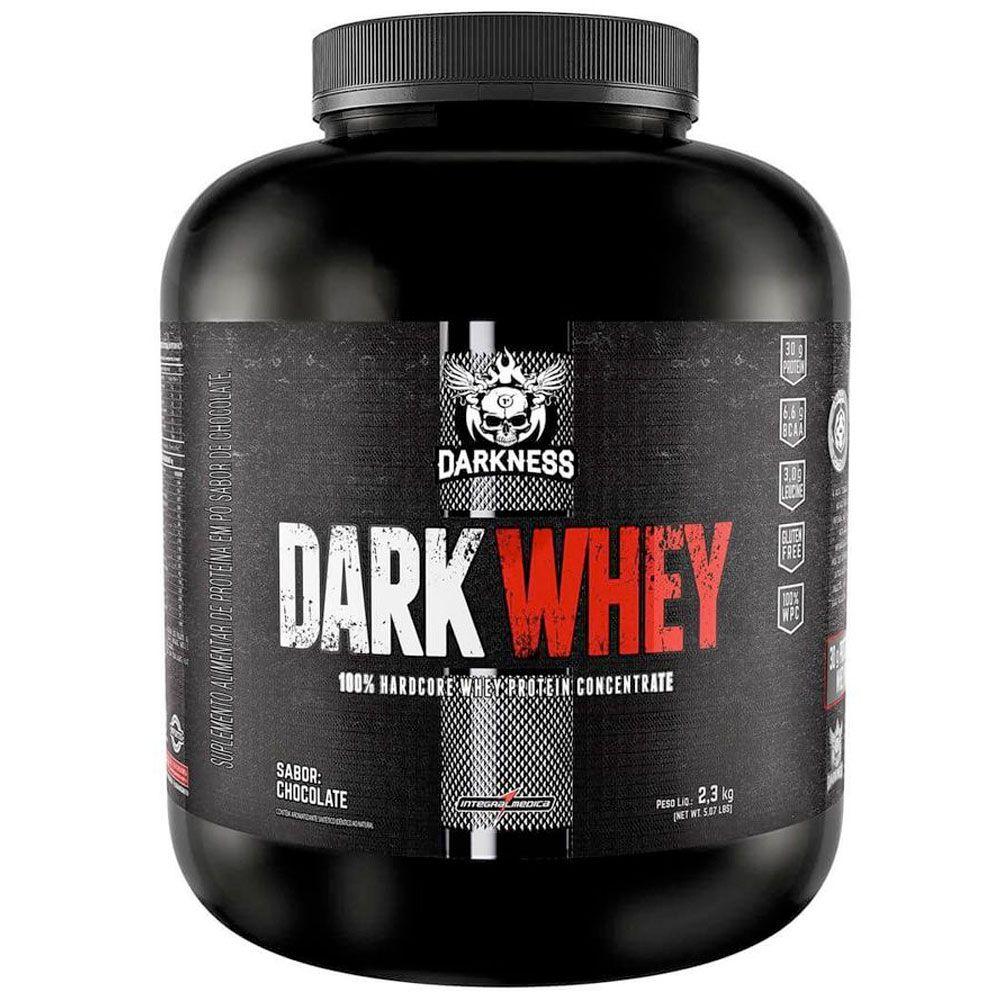 Dark Whey Integralmedica 2.3kg