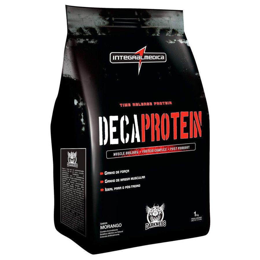Deca Protein Refil Integralmedica 1 Kg