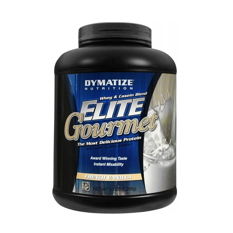 Elite Gourmet Dymatize 2,2 Kg Baunilha