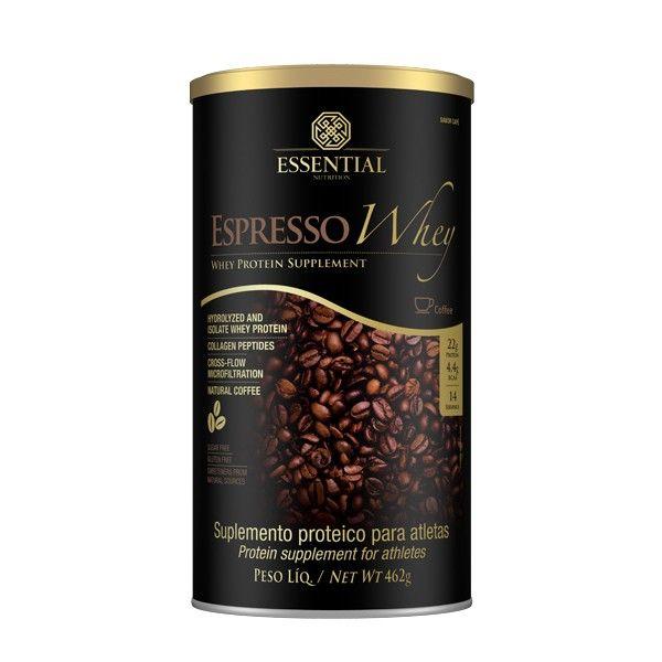 Espresso Whey Essential Nutrition 462 G