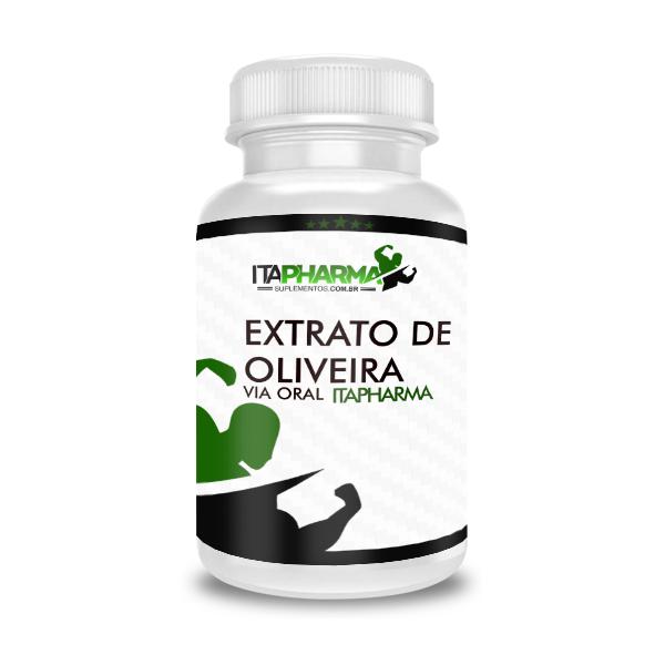 EXTRATO DE OLIVEIRA 400MG - ITAPHARMA