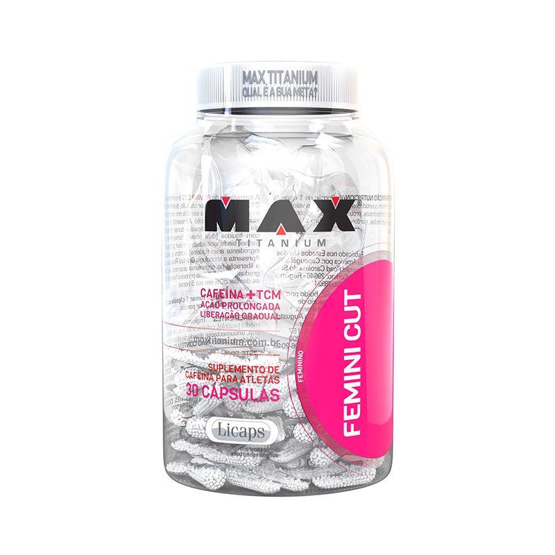 Femini Cut Max Titanium 30 Caps