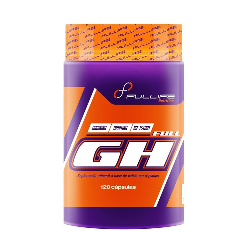 Full GH Full Life 120 Caps