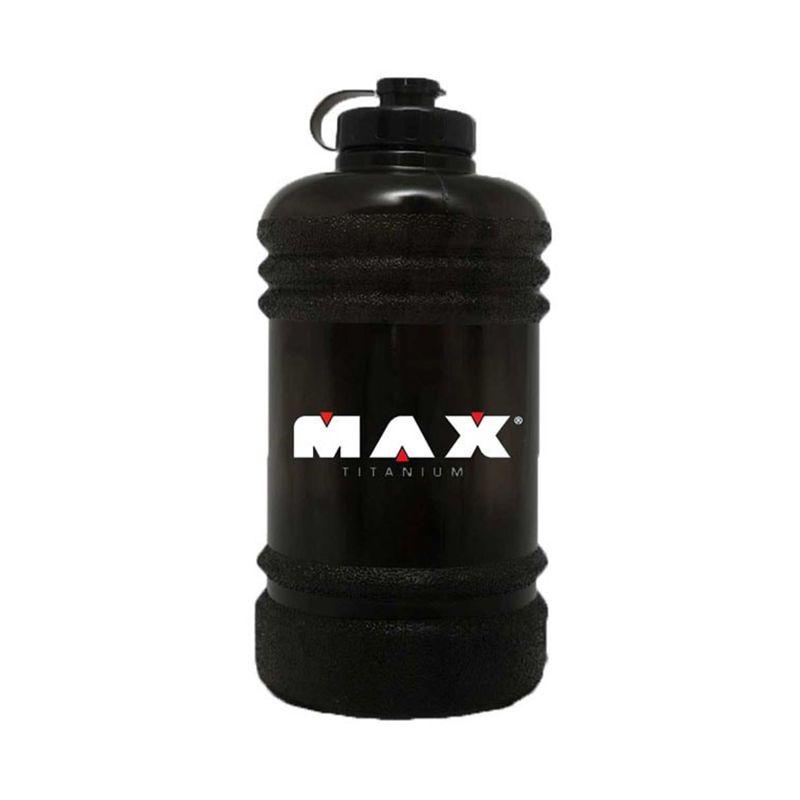 Galão Preto Max Titanium 2 L