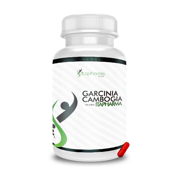 GARCINIA CAMBOGIA 500MG - ITAPHARMA
