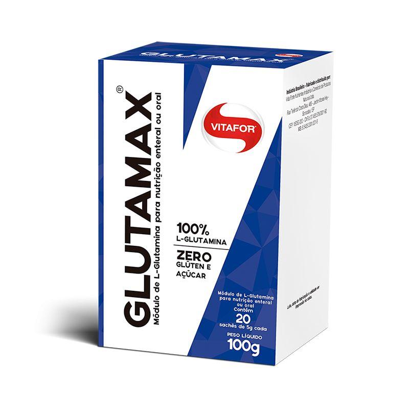 Glutamax (30 Sachês) Vitafor Sachês de 5g cada