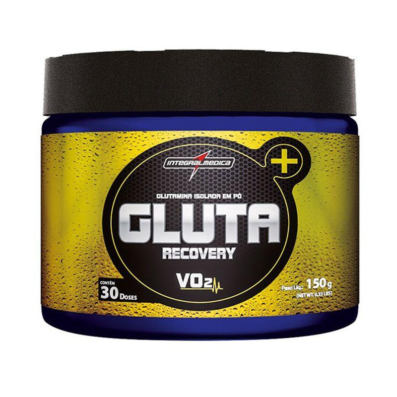 Glutamina Recovery VO2 Integralmedica 150 G Natural