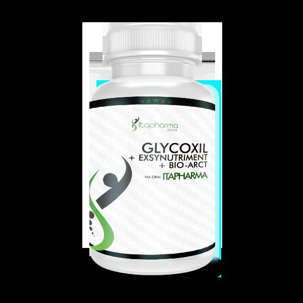 GLYCOXIL + EXSYNUTRIMENT + BIO-ARCT – ITAPHARMA