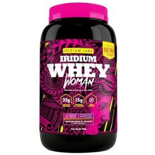 Iridium Whey Woman Iridium Labs