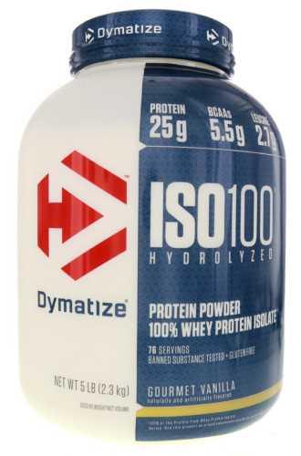 Iso 100 Hydrolyzed  Dymatize 2,3 Kg