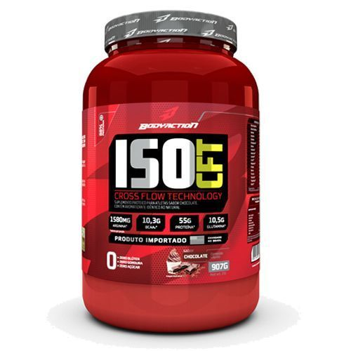 Iso CFT Whey Body Action 907 G