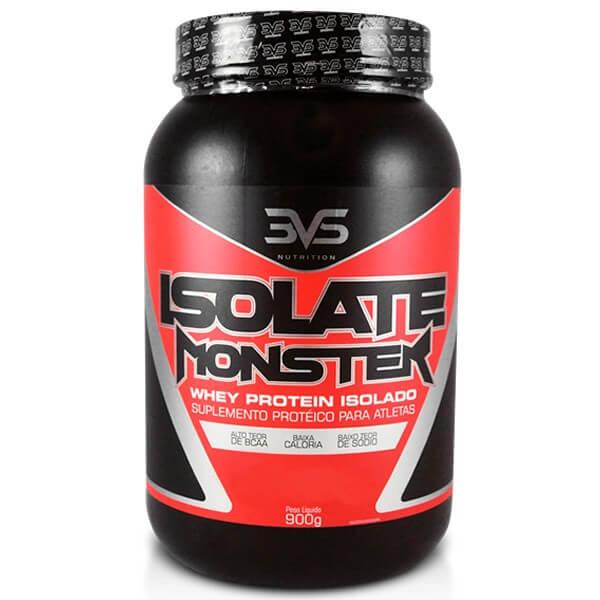 Isolate Monster 3VS Nutrition