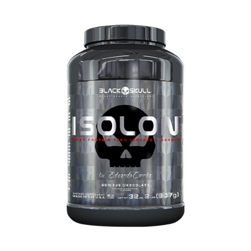 Isolon Black Skull 900 G