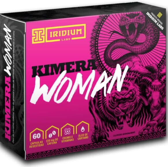 Kimera Thermo Woman 60 Caps Iridium Labs